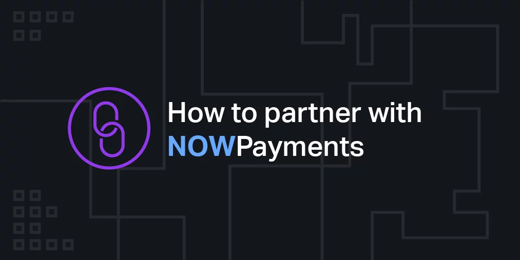 partnership with nowpayments