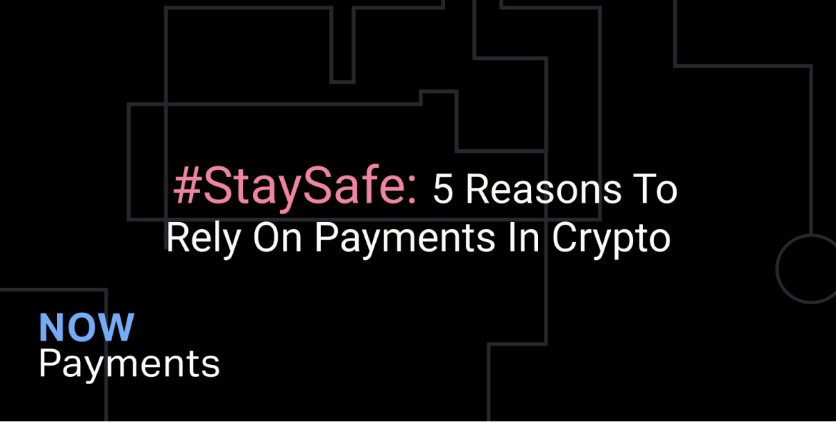 secure crypto payments for your business