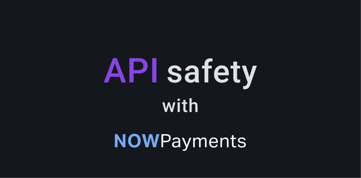 crypto API safety