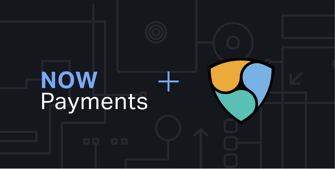 crypto payments in NEM coin