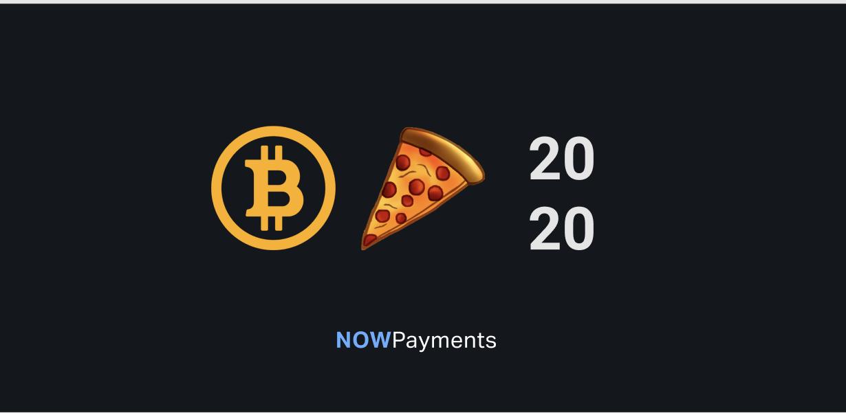 Bitcoin pizza day date