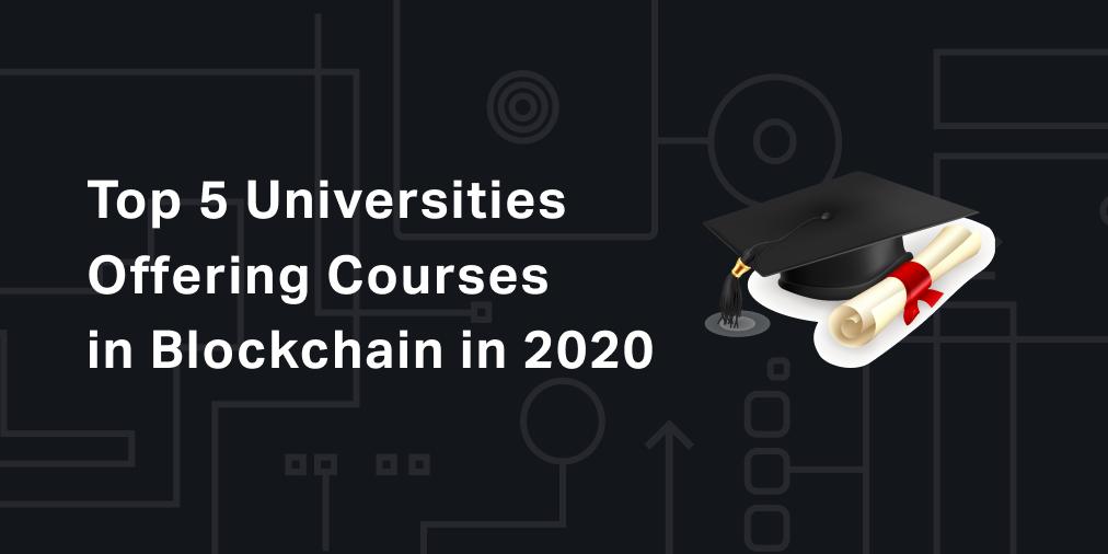blockchain university courses – best courses to learn blockchain