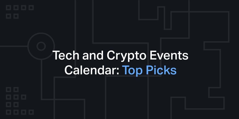 cryptocurrency events calendar – watch and participate