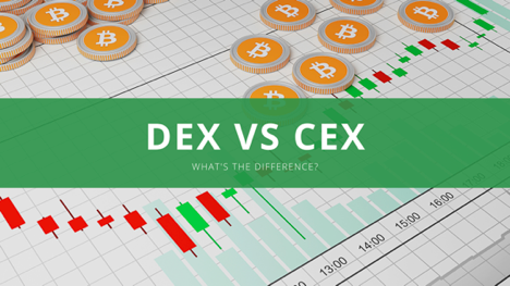DEX vs CEX: What's the Difference?