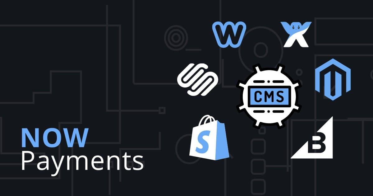 cms ecommerce crypto