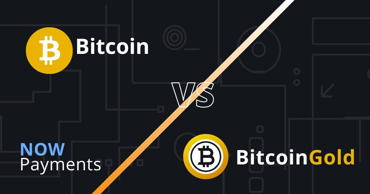BTC and BTG