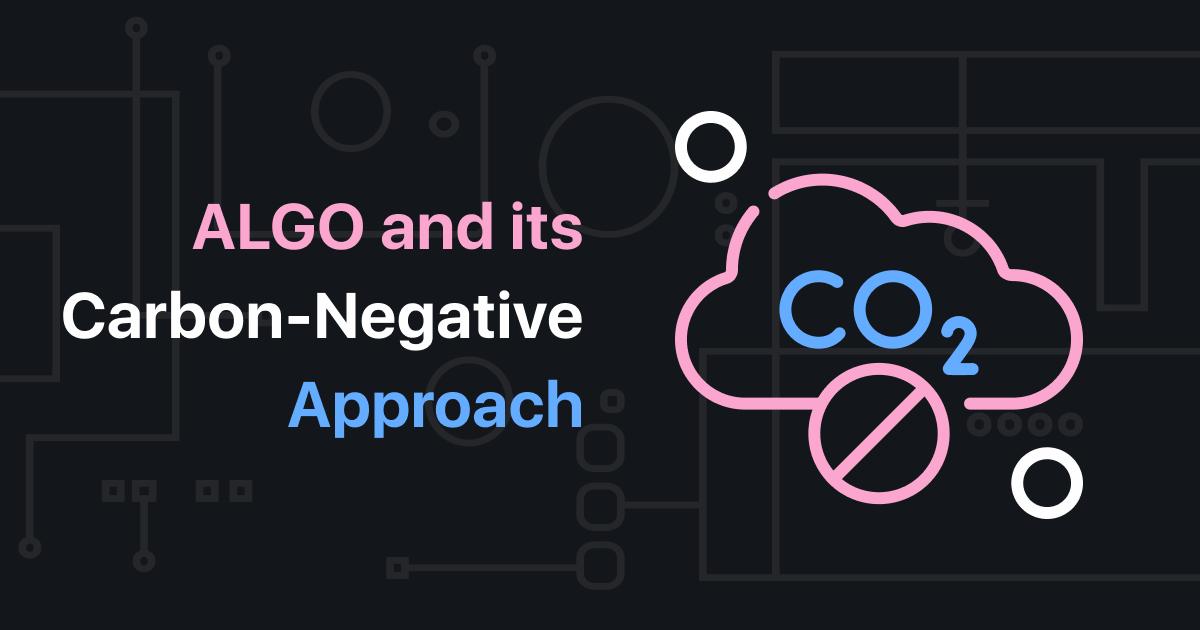 Algorand Carbon-negative
