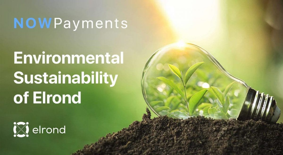 EGLD Sustainability
